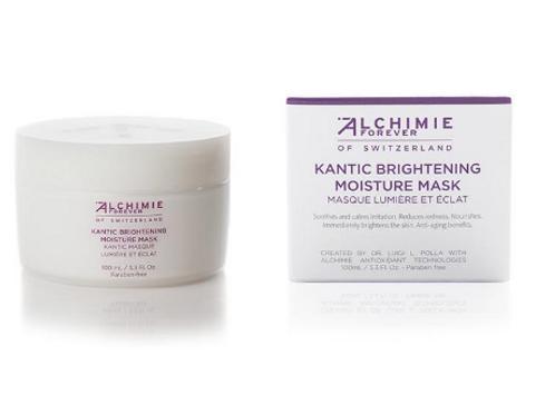 Alchimie Kantic Brightening Moisture Mask