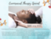 Craniosacral Therapy is a non-invasive,