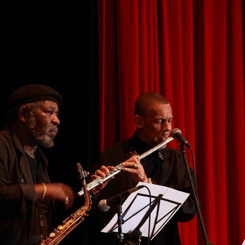 ___Carl Grubbs, saxophone Rene McLean, f