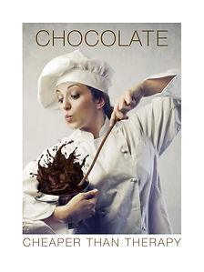 Chocolate. Cheaper Than Therapy-100dpi.j