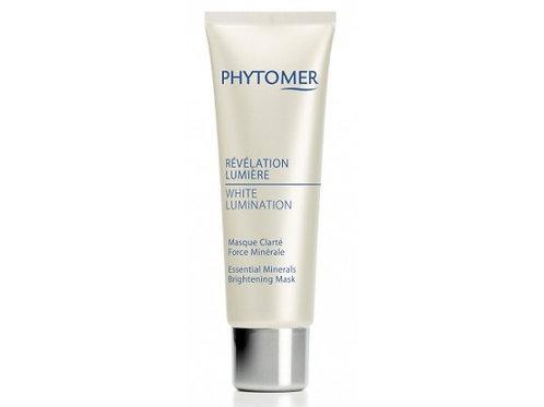 White Lumination - Essential Minerals Brightening Mask
