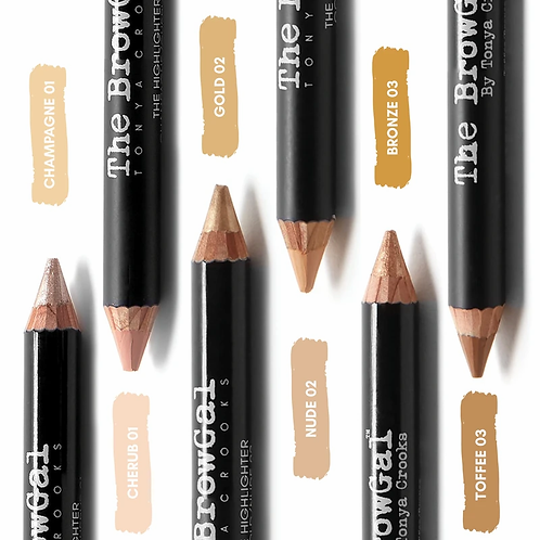 Highlighter/Concealer Duo Pencil