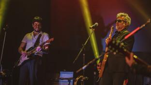 """Cosquín Rock: Así fue """"Pericos New friends"""" y la nueva normalidad de recitales en vivo"""