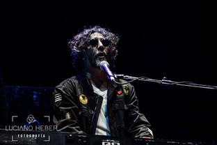 Fito Páez estrenó su nuevo tema en el BARock 2017