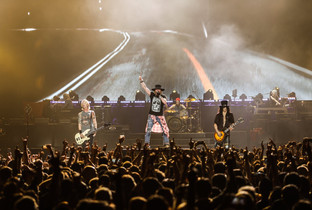 Guns N' Roses, Travis Scott y The Strokes tocarán en el Lollapalooza 2020