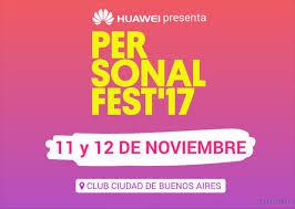 Personal Fest regresa en Noviembre