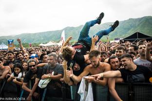 Las 20 mejores fotos del día 1 en Cosquin Rock 2020