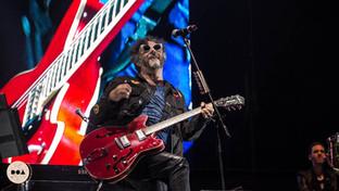 El Festival B.A.Rock en su cuenta regresiva.