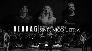 Aribag y un show Sinfónico en el Luna Park