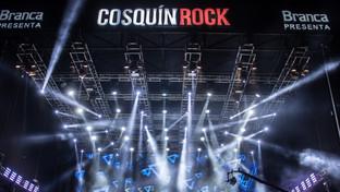 El Cosquín Rock cruza el charco