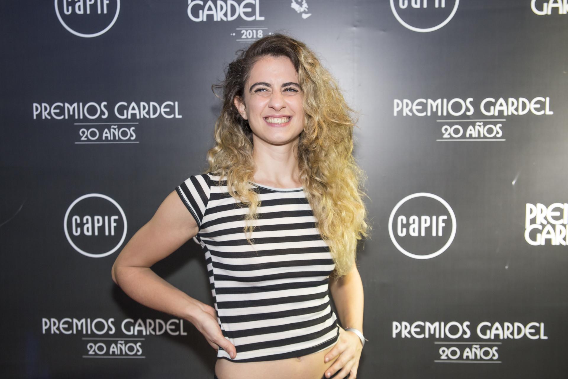 Nominaciones Gardel  2018