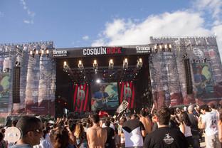 Así es la grilla del Cosquín Rock 2019
