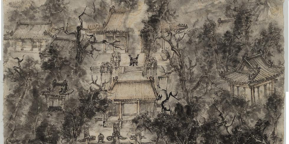 Выставка картин известных китайских художников «Великий Конфуций»