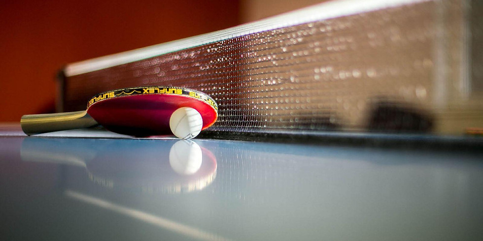 Открытое занятие по пинг-понгу