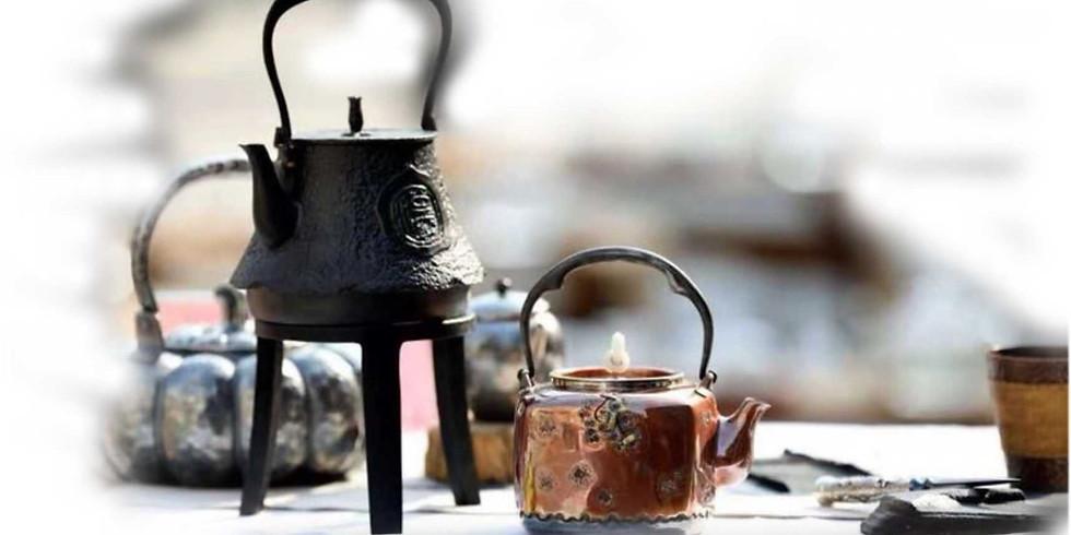 """Выставка """"Вокруг чайного сервиза"""" - восточная эстетика чайной церемонии и посуды."""