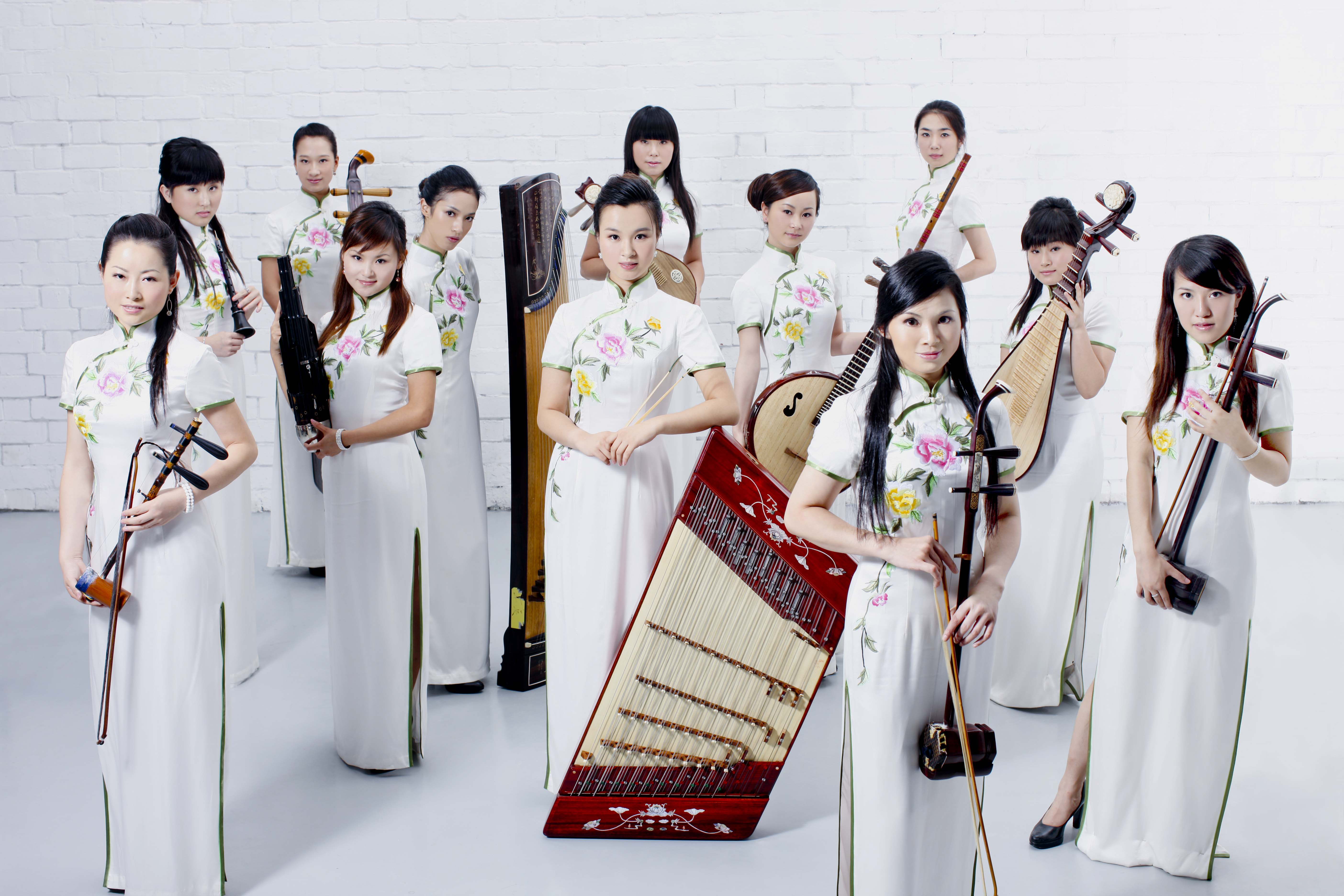 Картинки группы музыки китай