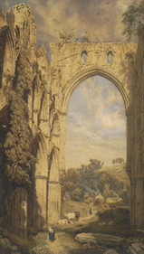 Rievaulx Abbey : Pioneer National Monument