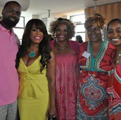 NEICY NASH, MY PEEPS AND I/ SHERLY LEE RALPH EVENT