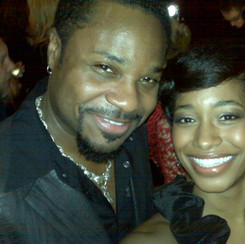 MALCOLM JAMAL WARNER AND I/ PRECIOUS PREMIERE PARTY