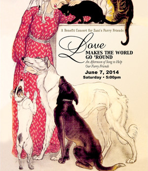 Love Makes The World Go 'Round- at Birdland - Jun 7, 2014