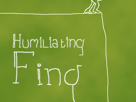 """Humiliating Fing"" at the Dramatists Guild"