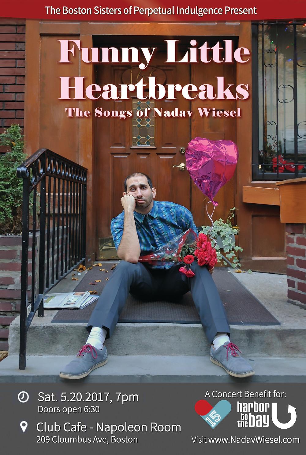 Funny Little Heartbreaks Nadav Wiesel