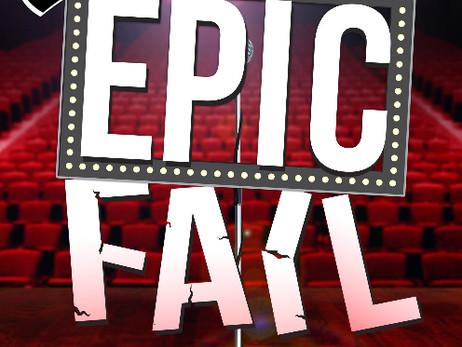 VIDEO: Epic Fail @ New York Musical festival 2014