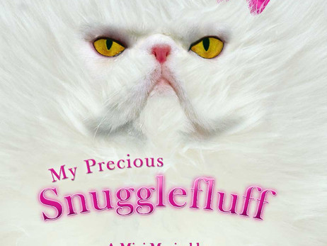 My Precious Snugglefluff @ Lincoln Center Library