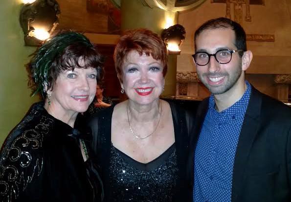 Donna McKetchnie, Nadav Wiesel, Kathy Conry