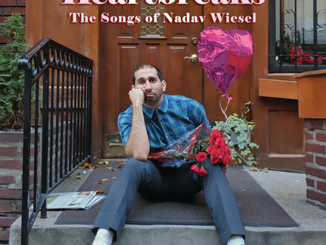Funny Little Heartbreaks- The Songs of Nadav Wiesel