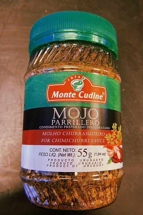 Monte Cudine Mojo Parillero 55g