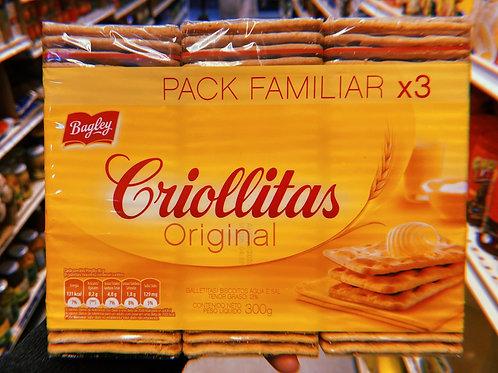 Bagley Criollitas