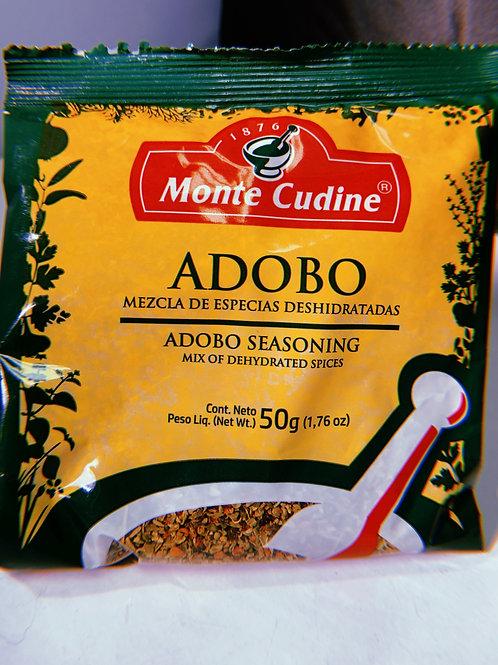 Monte Cudine Adobo 50g