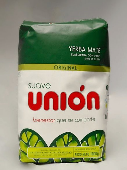 Union - Suave - Yerba Mate