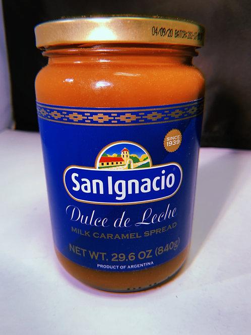 San Ignacio Dulce de Leche 840g