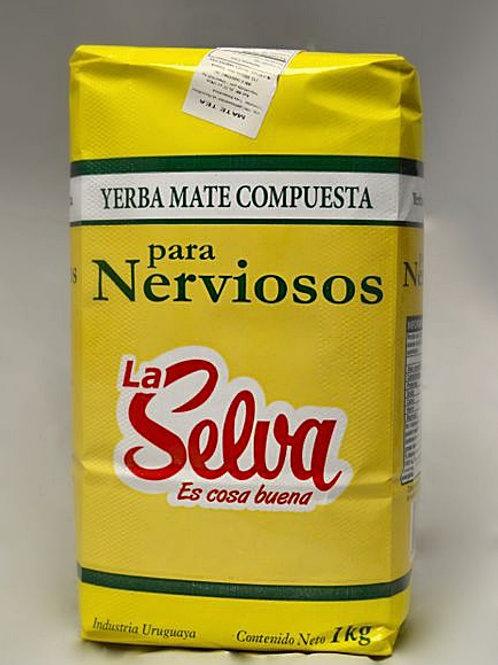 La Selva - Para Nervioso - Yerba Mate