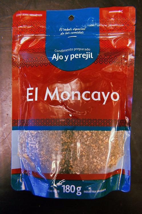 El Moncayo Ajo y Perejil 180g