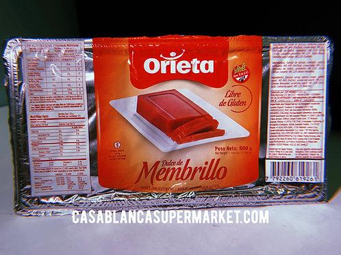 Orieta - Dulce de Membrillo