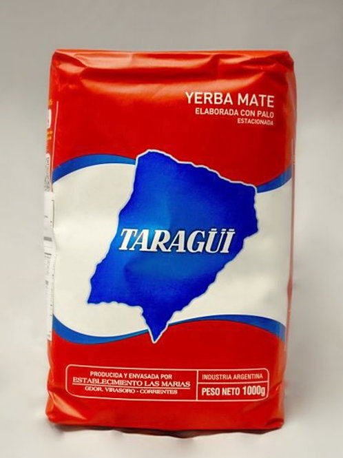 Taragui - Con Palo - Yerba Mate