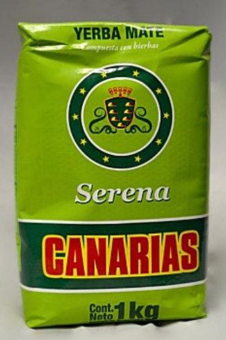 Canarias- Serena - Yerba Mate