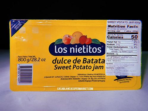 Los Nietitos - Dulce de Batata