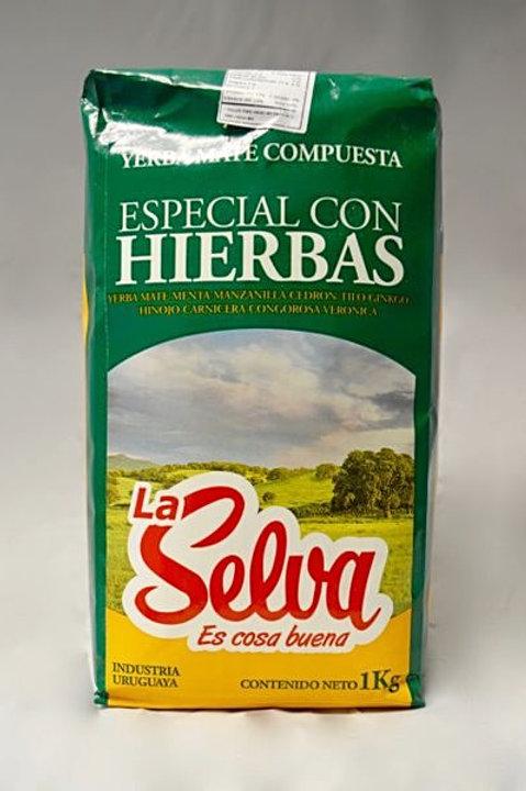 La Selva - Especial con Hierbas
