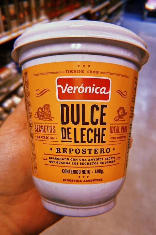 Veronica Dulce de Leche Repostero 400g