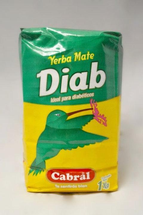 Cabral - Diab - Yerba Mate