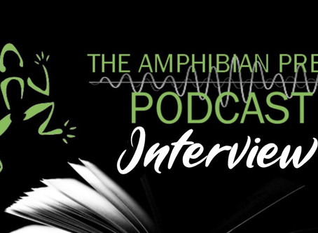My First Author Interview