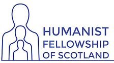 The logo of the Humanist Fellowship of Scotland