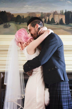 alternative weddings scotland