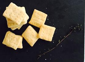 Gruyère-Cracker