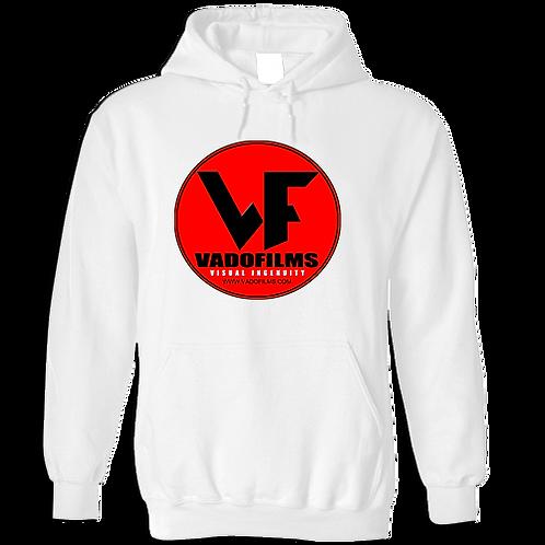 Vadofilms - White Hoodie