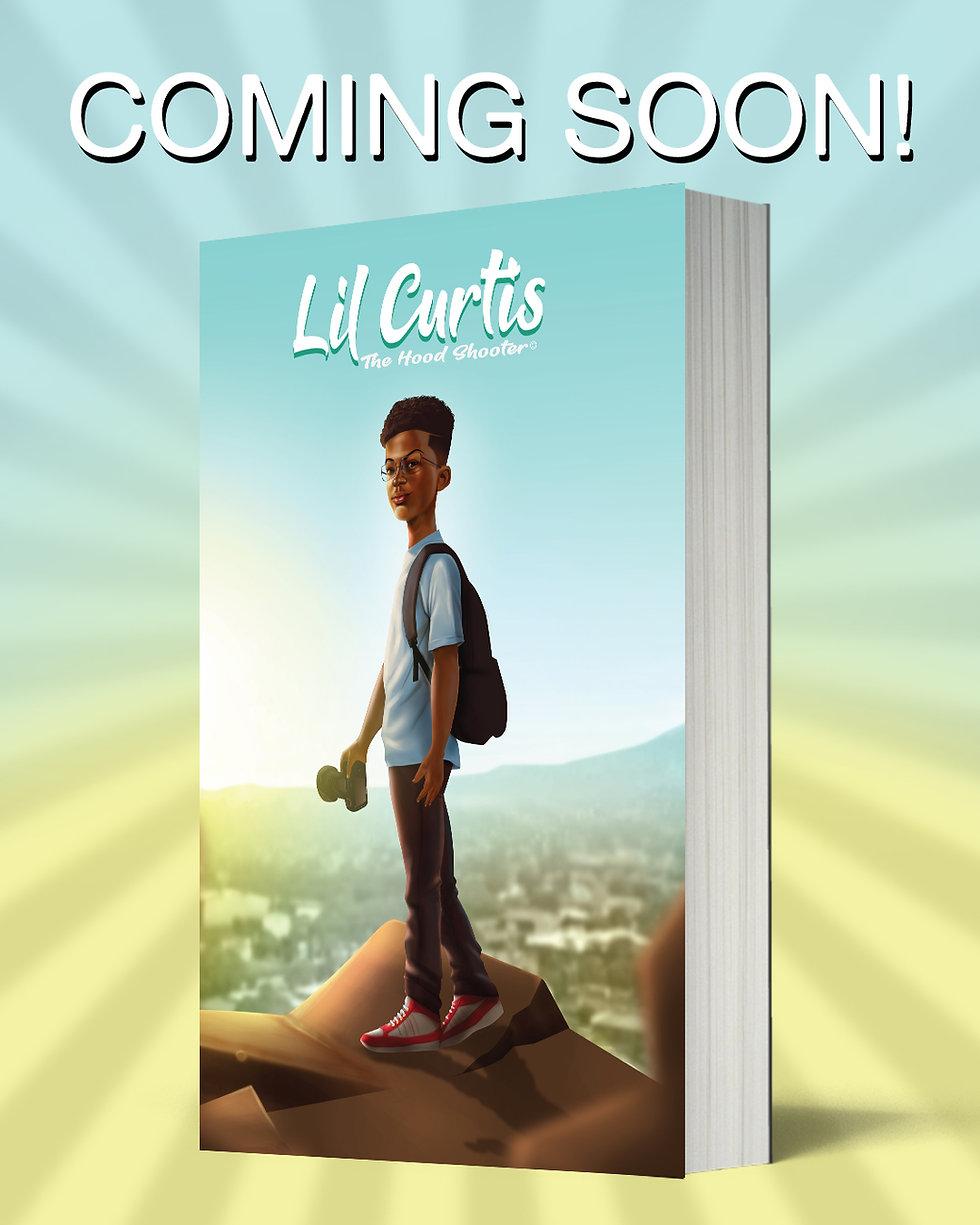 Lil Curtis Book
